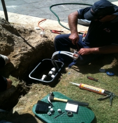 elctricain bore repair Perth