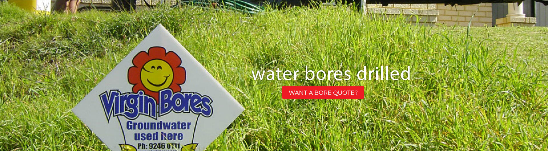 WANT A BORE QUOTE?