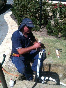 Experienced Perth bore electrician