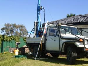 Landcruiser Drilling Rig