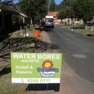 Big reticulation Job Bentley
