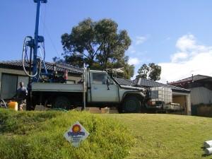 Bore drilling Belmont, Waterford, Como, Kensington, Ascot