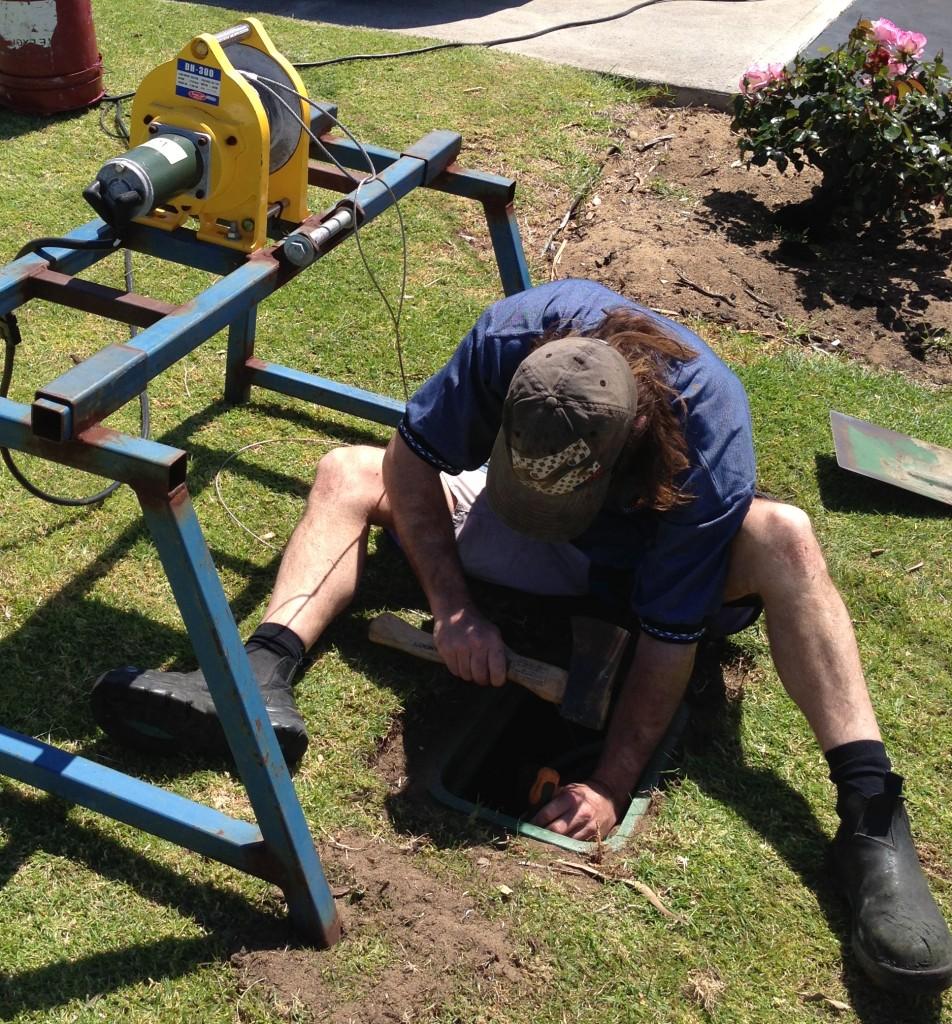 fix bore Perth