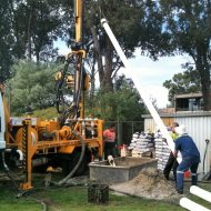 Balga Bore Drilling