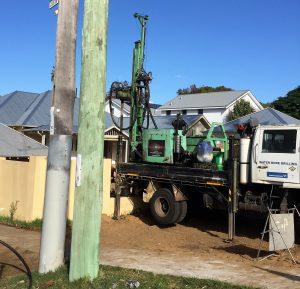 Balga Water Bore Drilling