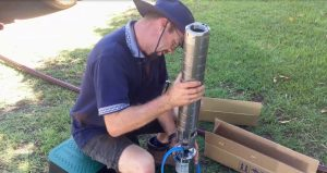 Nedlands, dalkeith submersible bore pump