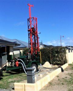 Bore drilling Madeley, Wangara, Woodvale