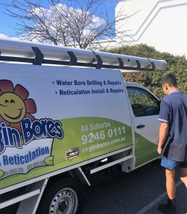 Water Bores Joondalup