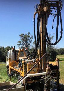 water bore drilling Two Rocks Breakwater