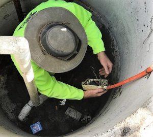 Bore repair electrician