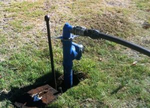 Bore drilling hydrant