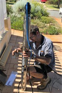 subbie pump Perth