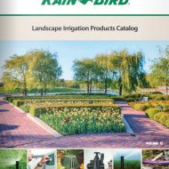 RainBird irrigation sprinklers