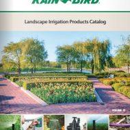 RainBird irrigation sprinklers
